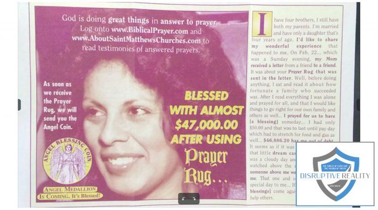 VLOG — Magic Prayer Rug Guarantees Your Spiritual Blessing!